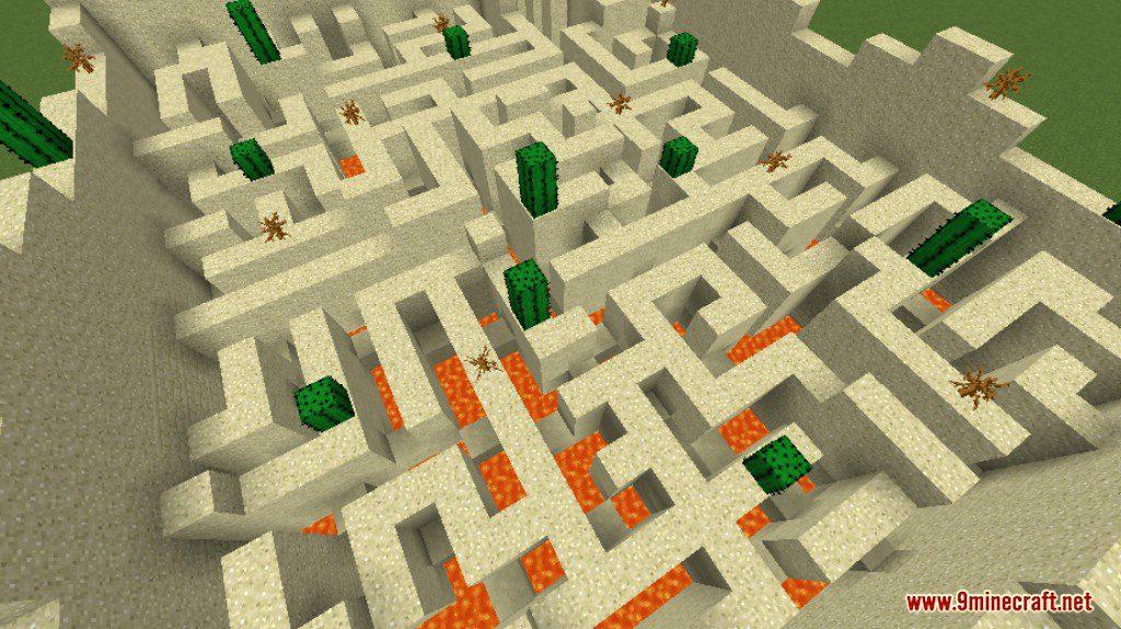 Maze Parkour Map Screenshots 7