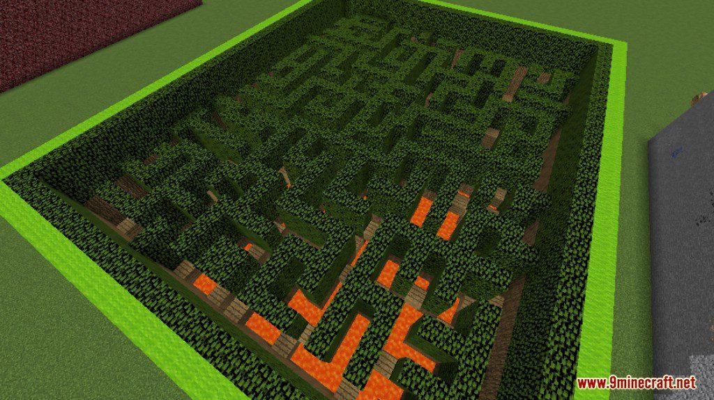 Maze Parkour Map Screenshots 9