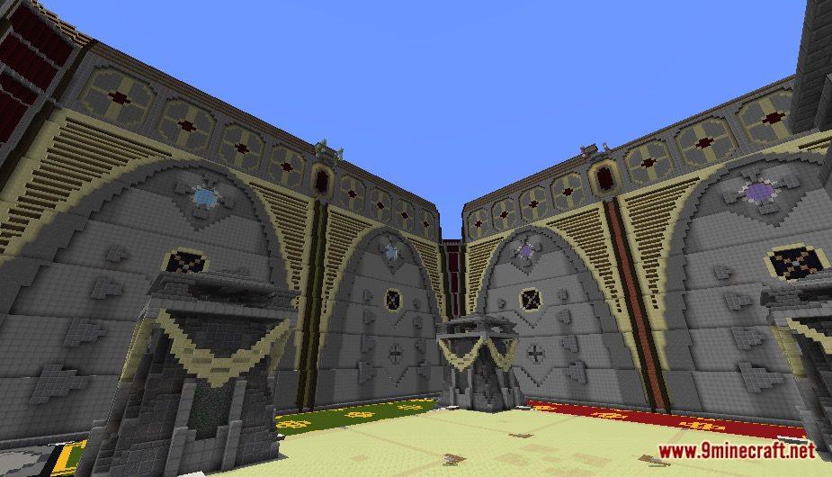 Mine Emblem – Arena Map Screenshots 12