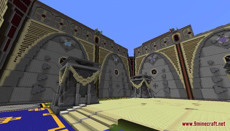 Mine Emblem – Arena Map Screenshots 5