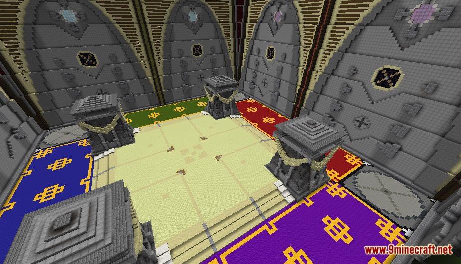 Mine Emblem – Arena Map Screenshots 6