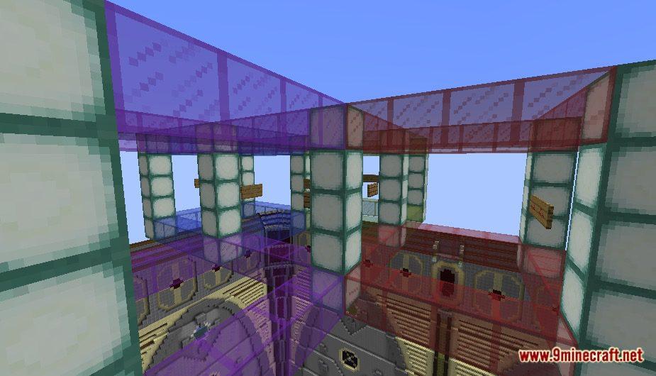 Mine Emblem – Arena Map Screenshots 8