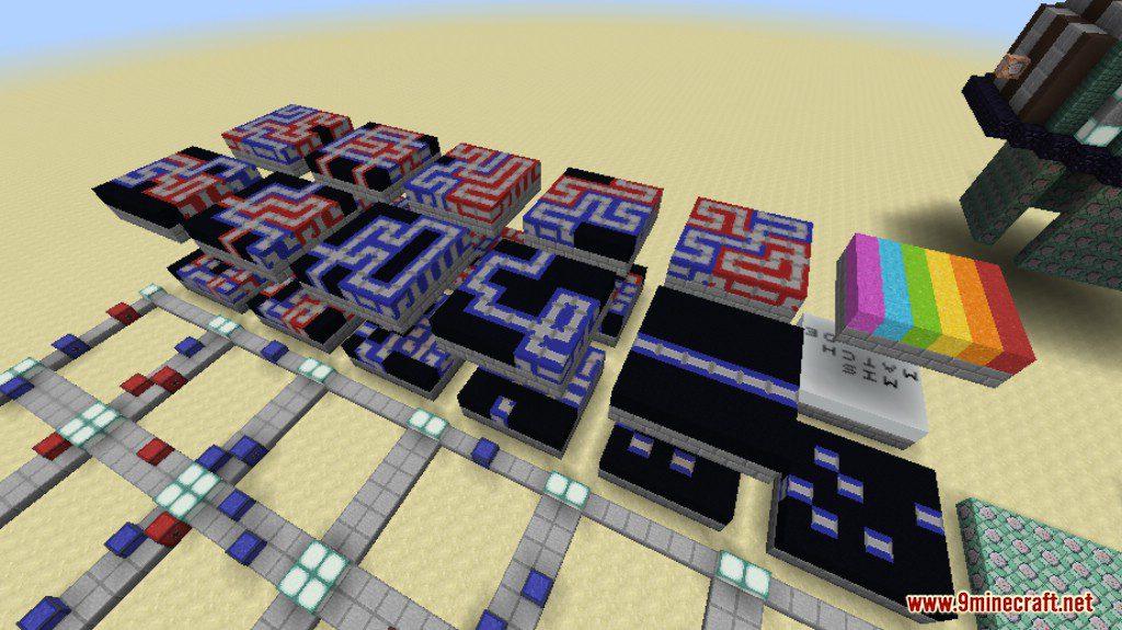 Mismatched Map Screenshots 5