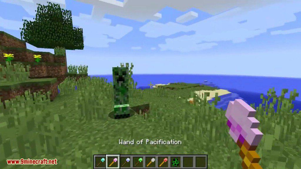 Mob Control Wands Mod Screenshots 3