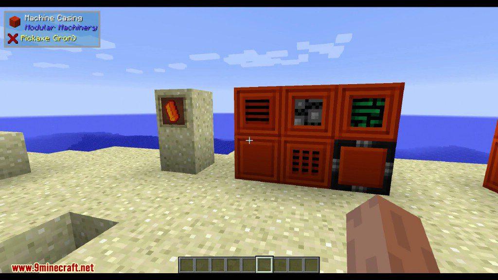 Modular Machinery Mod Screenshots 1