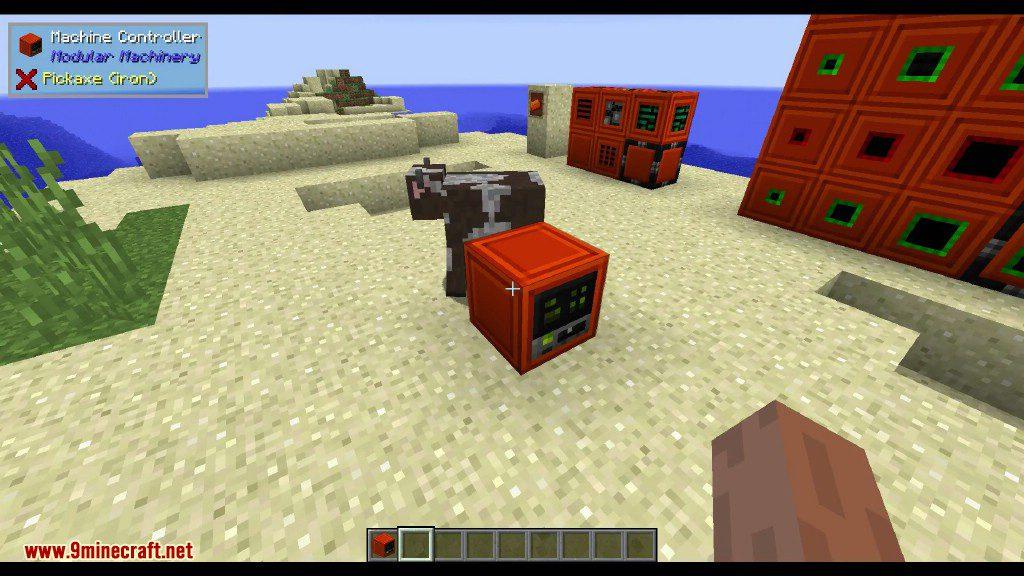Modular Machinery Mod Screenshots 16