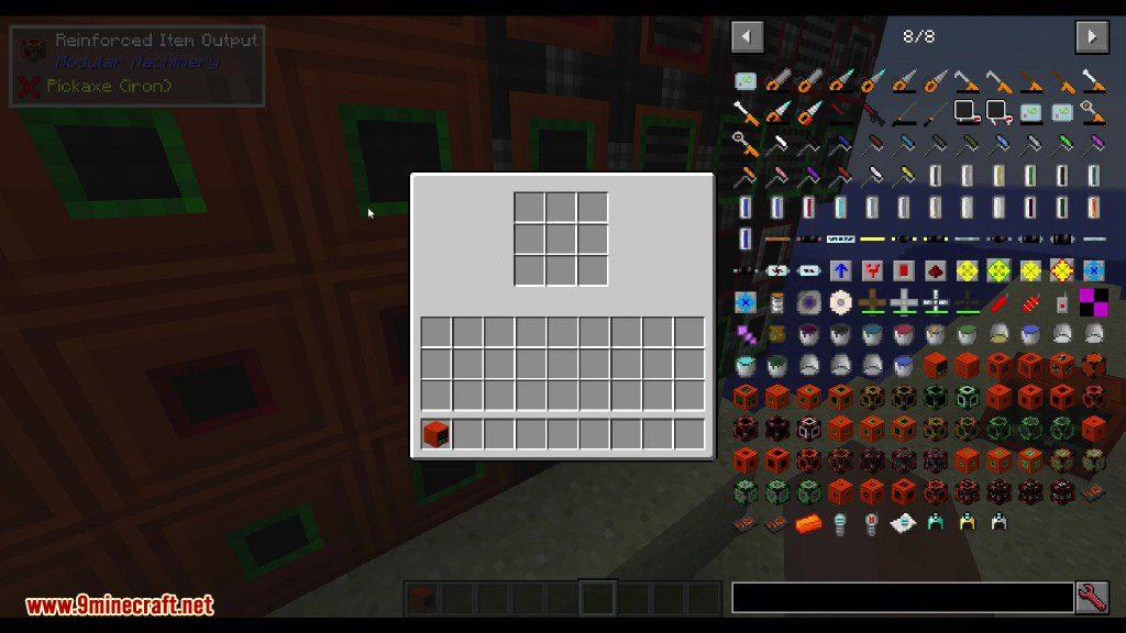 Modular Machinery Mod Screenshots 6