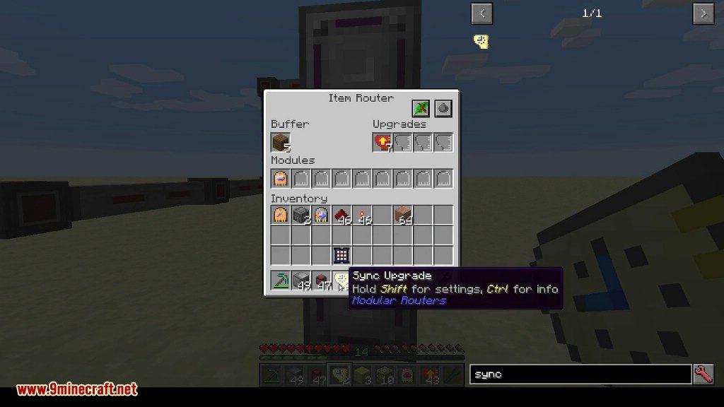 Modular Routers Mod Screenshots 10