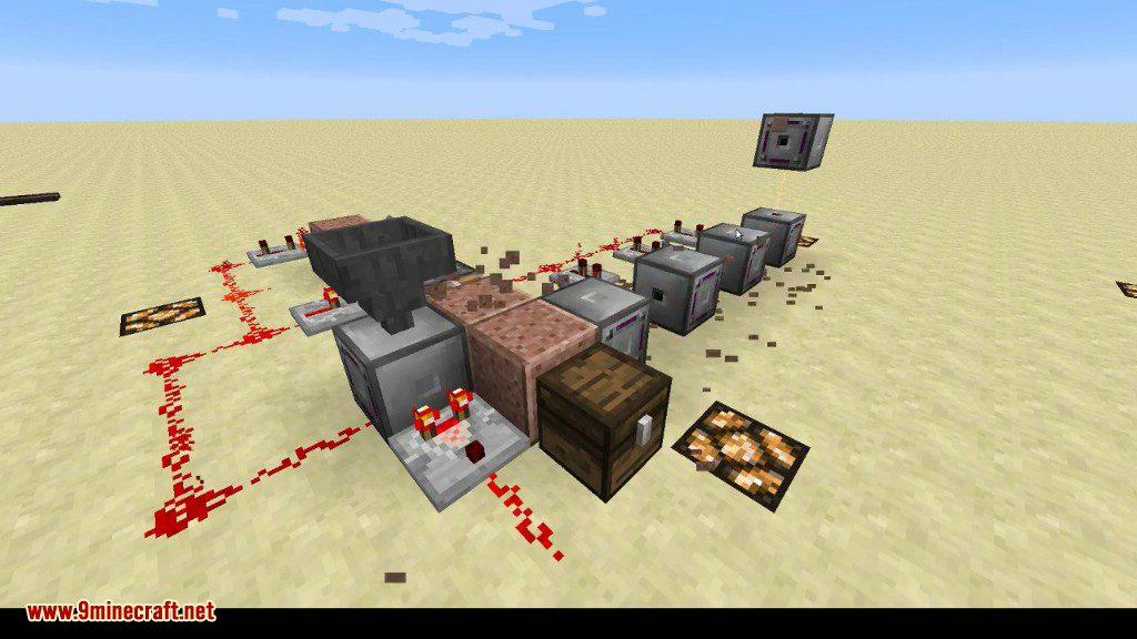 Modular Routers Mod Screenshots 11