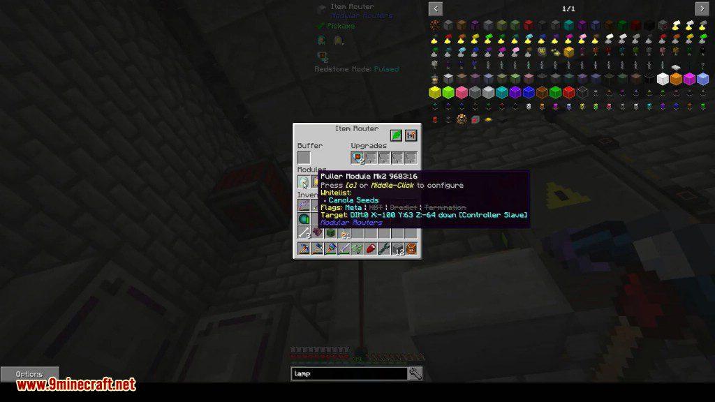 Modular Routers Mod Screenshots 25