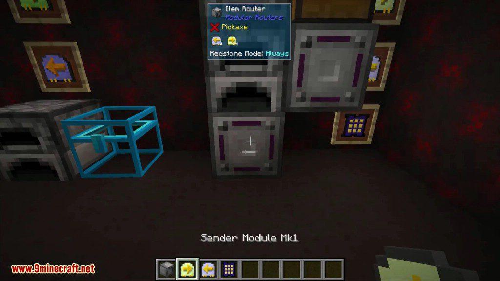 Modular Routers Mod Screenshots 37