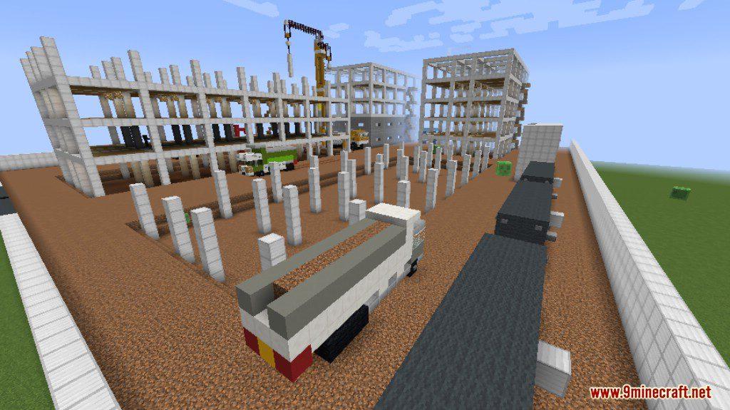 Mushroom City Map Screenshots 11