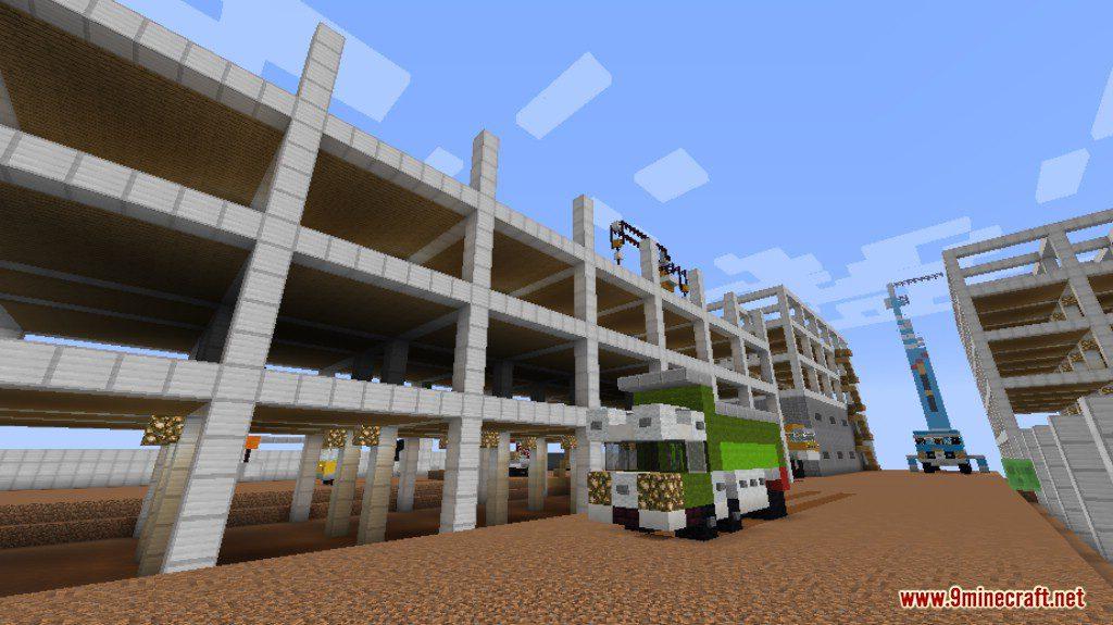Mushroom City Map Screenshots 12