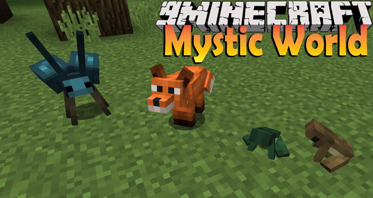 Mystic World Mod