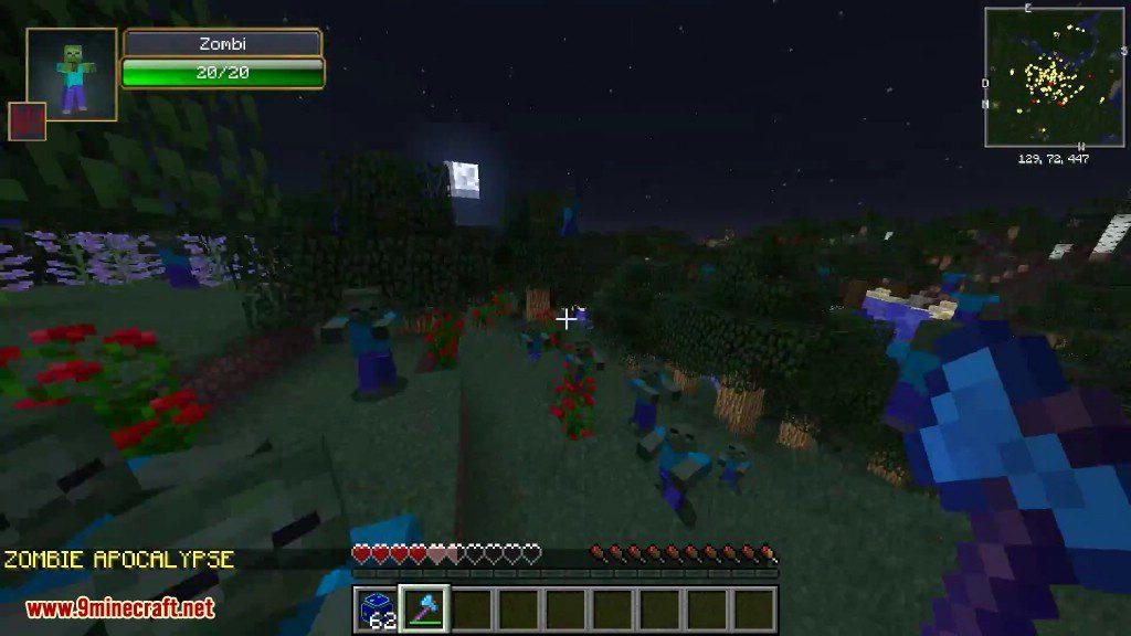 Night Lucky Block Mod Screenshots 12