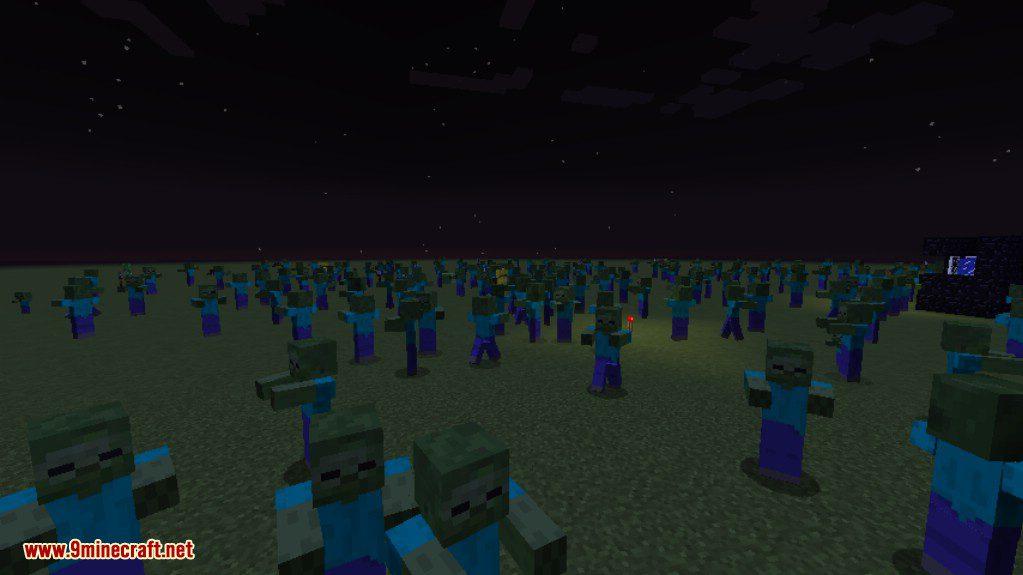 Night Lucky Block Mod Screenshots 9