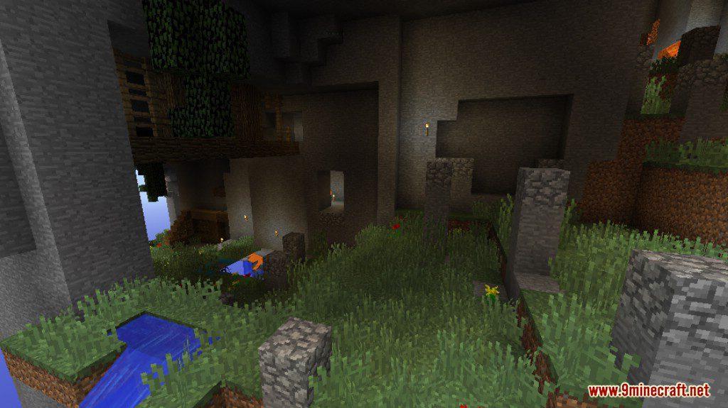 Non-stop Rush Map Screenshots 6