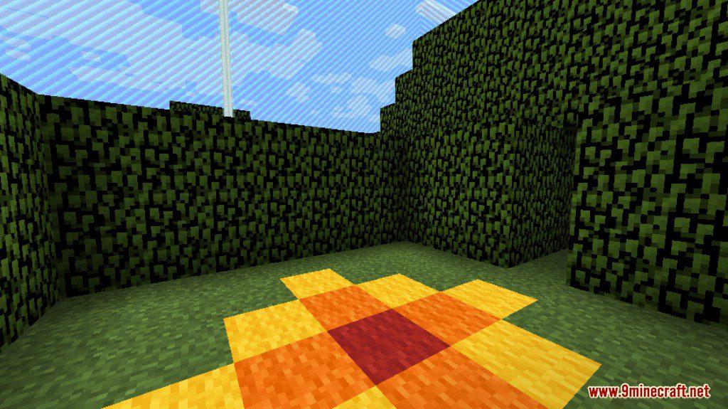 PVP Maze Map Screenshots 1