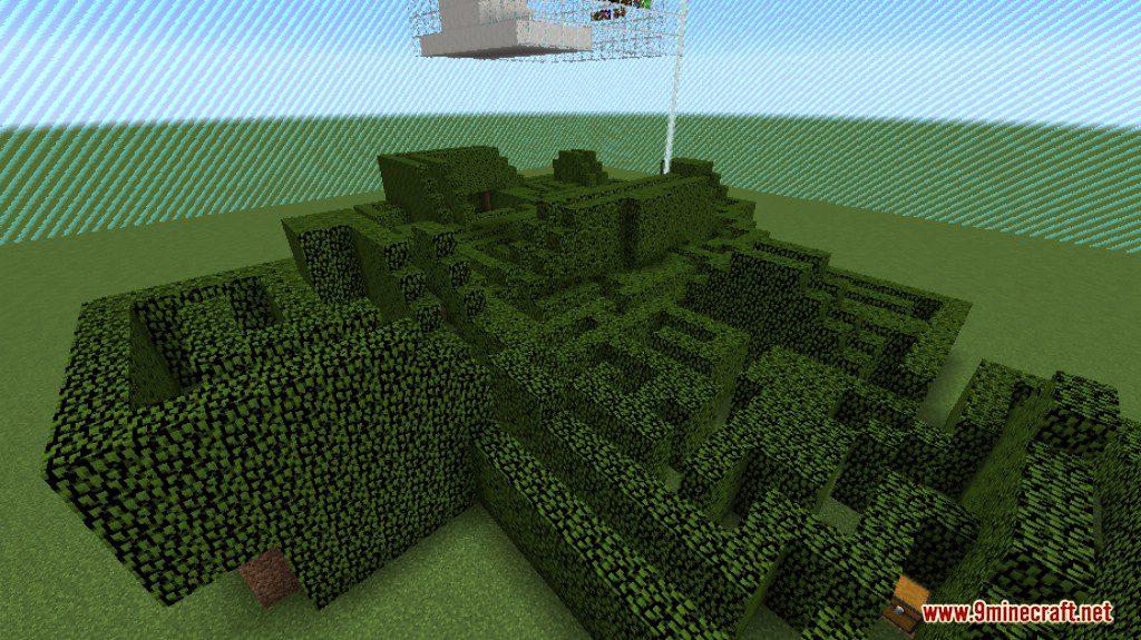 PVP Maze Map Screenshots 10