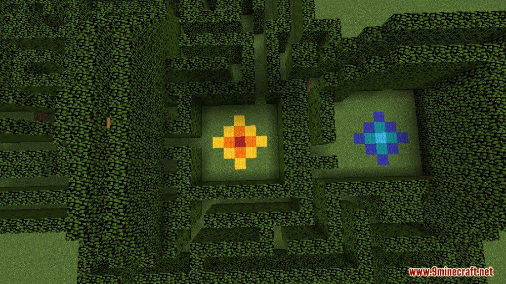PVP Maze Map Screenshots 11