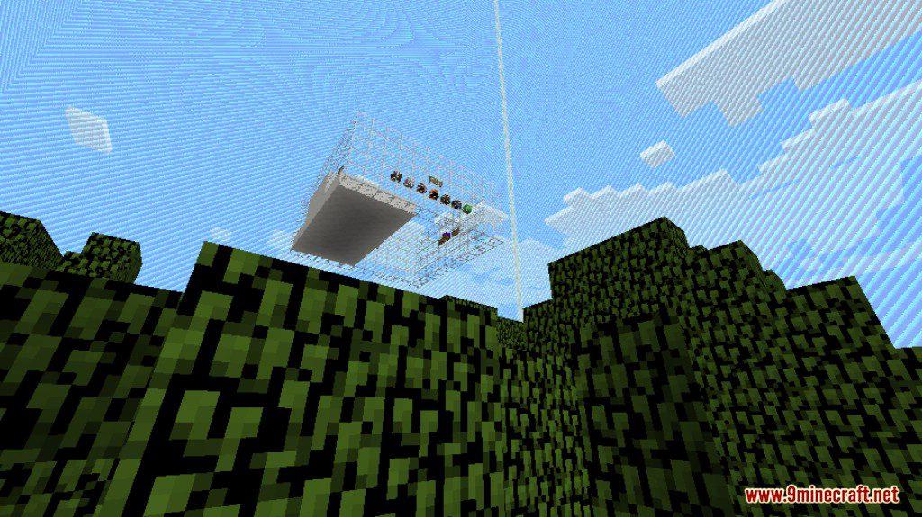 PVP Maze Map Screenshots 12
