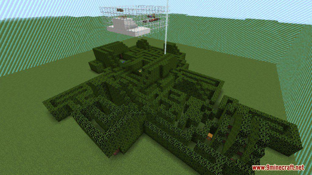 PVP Maze Map Screenshots 2