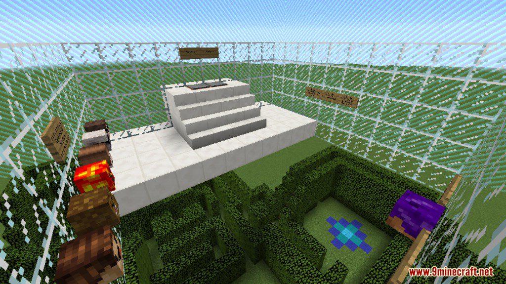 PVP Maze Map Screenshots 3