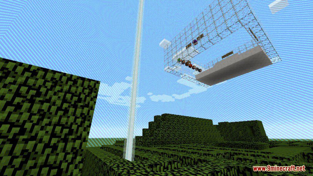PVP Maze Map Screenshots 4