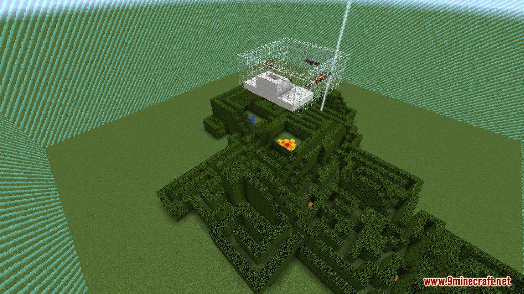PVP Maze Map Screenshots 6