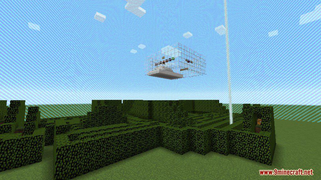 PVP Maze Map Screenshots 7