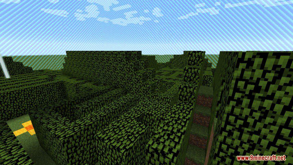 PVP Maze Map Screenshots 9