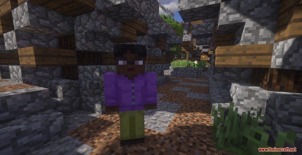 Player Villagers Resource Pack Screenshots 1