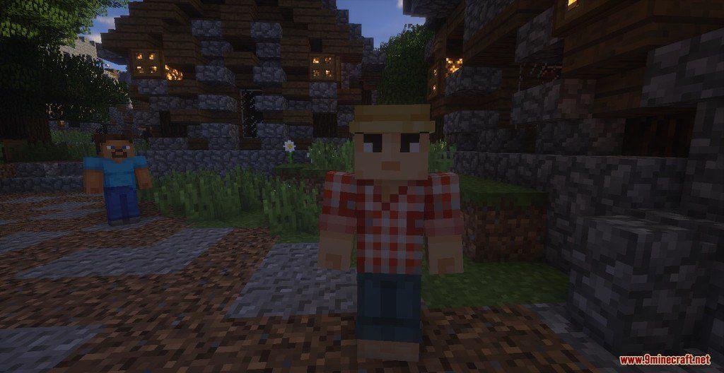 Player Villagers Resource Pack Screenshots 2