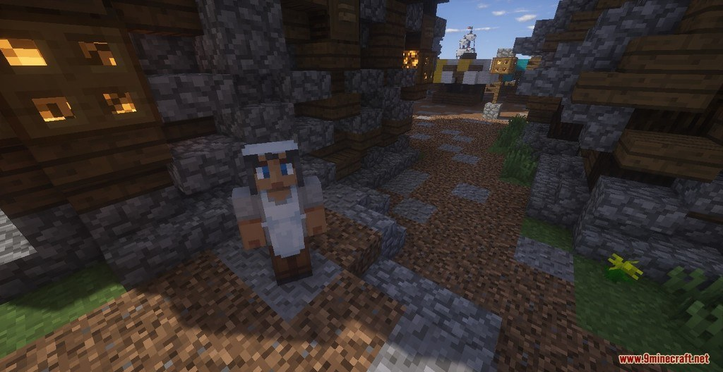 Player Villagers Resource Pack Screenshots 5
