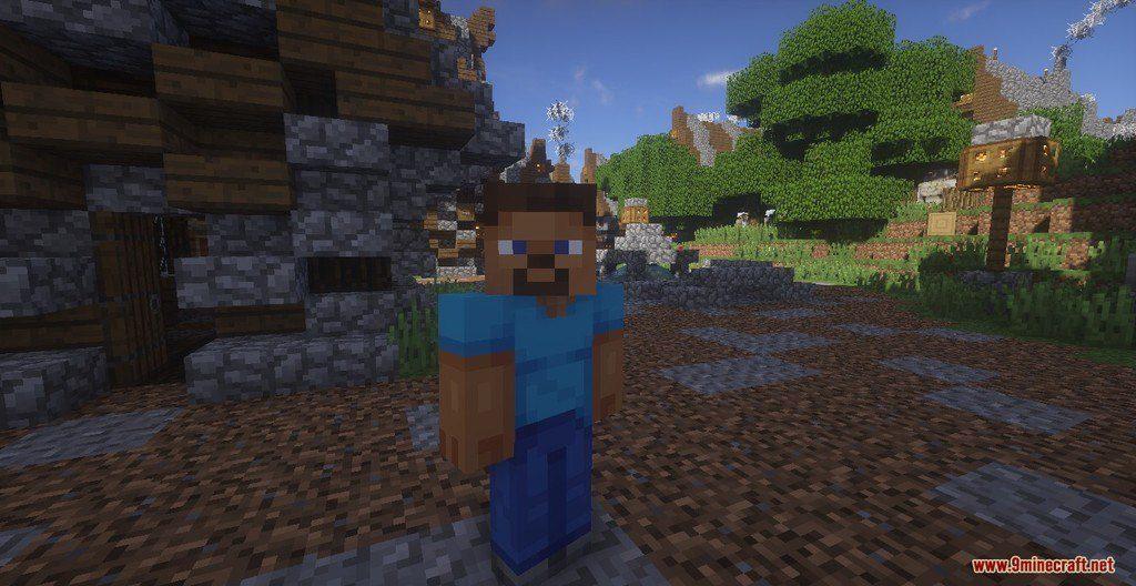 Player Villagers Resource Pack Screenshots 6