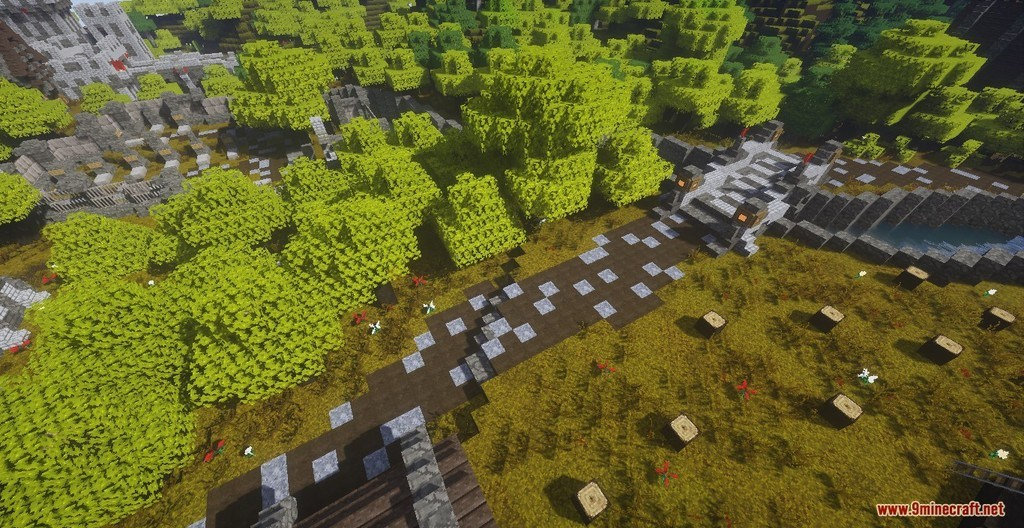 RangerCraft Summer Day Resource Pack Screenshots 2