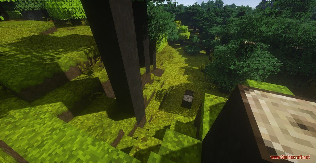 RangerCraft Summer Day Resource Pack Screenshots 3