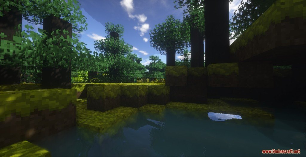 RangerCraft Summer Day Resource Pack Screenshots 7
