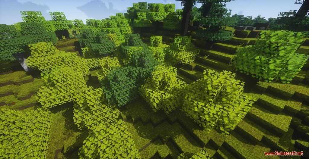 RangerCraft Summer Day Resource Pack Screenshots 8