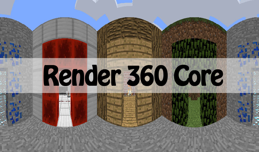 Render 360 Core 1.12.2/1.11.2 Download