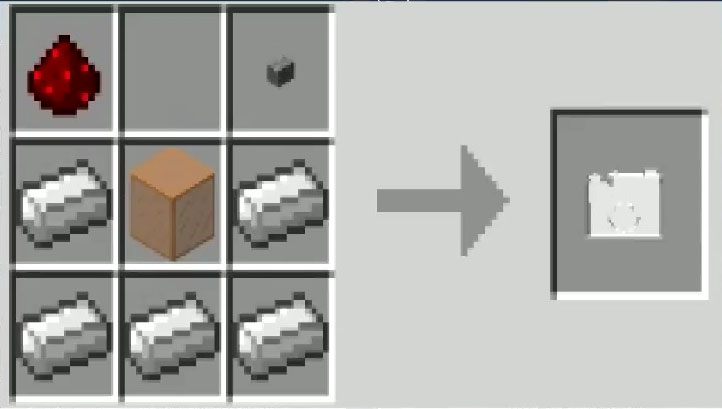 ShootIt Mod Crafting Recipes 3