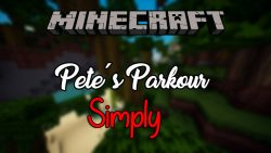 Simply Pete's Parkour Map Thumbnail