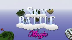 Sky Battle Magic Map Thumbnail