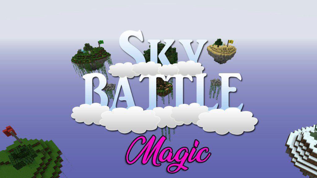 Sky Battle Magic Map Thumbnail