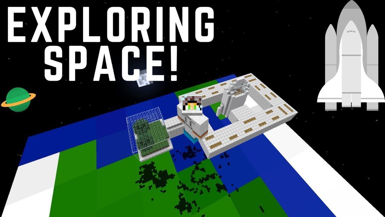 Space Age Mod 1.11.2/1.8.9