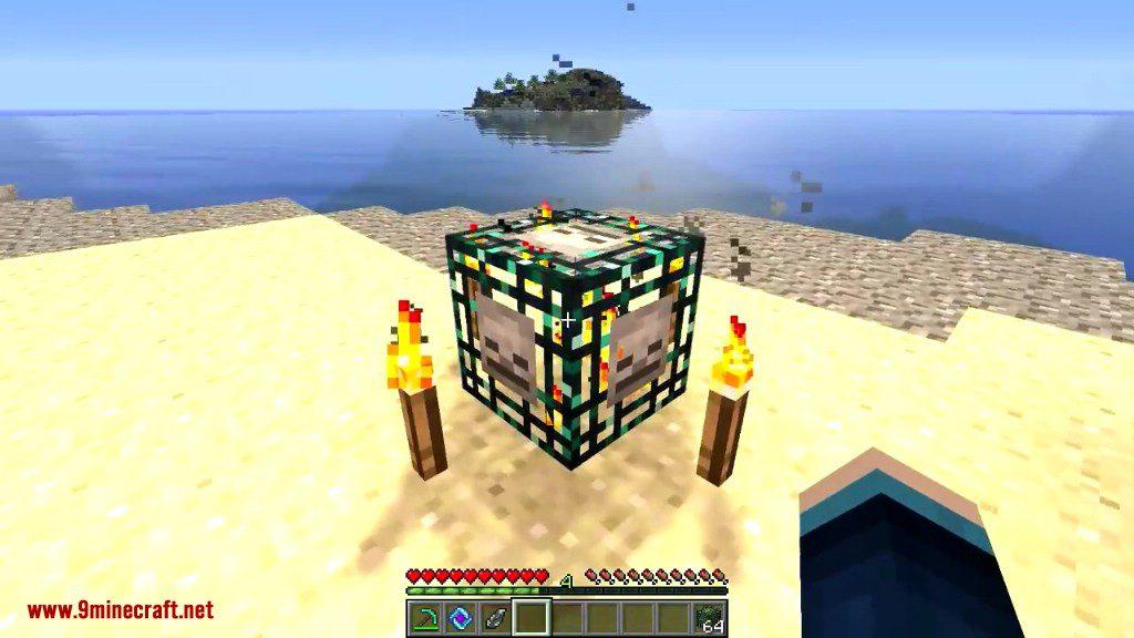 Spawn Crystals Mod Screenshots 3