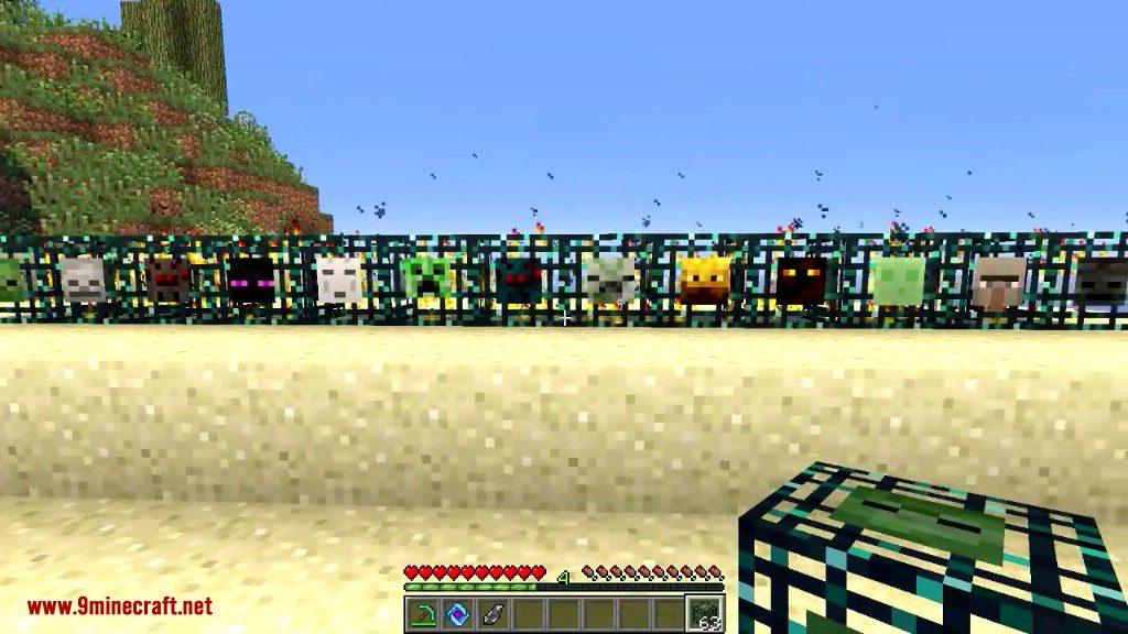 Spawn Crystals Mod Screenshots 4