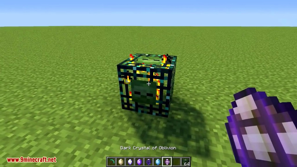 Spawn Crystals Mod Screenshots 7