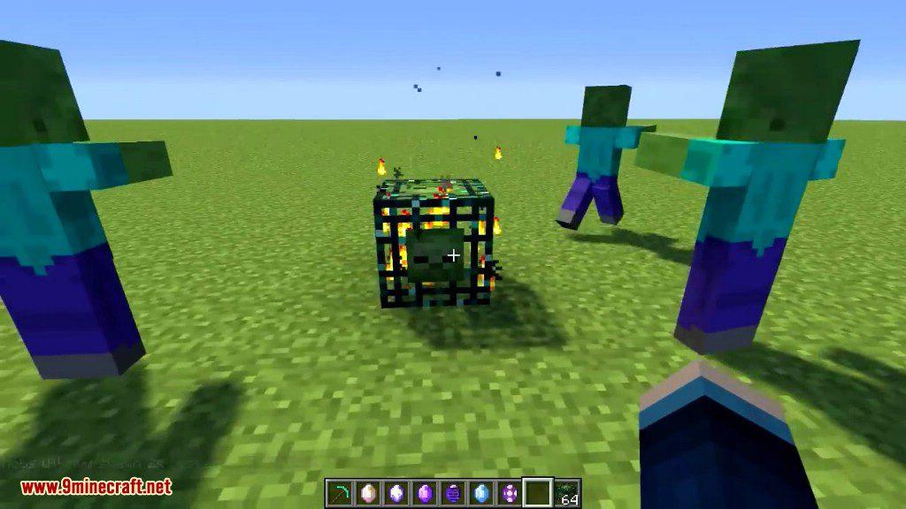 Spawn Crystals Mod Screenshots 8