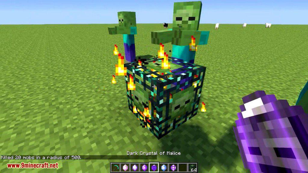 Spawn Crystals Mod Screenshots 9